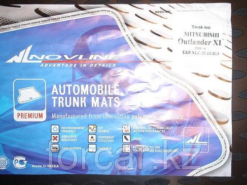 Коврик Novline в багажник MITSUBISHI Outlander XL 2010->, фото 2