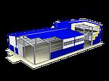 Изготовление металлоконструкций, стальных каркасов, легких металлоконструкций для быстровозводимых зданий, фото 2