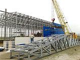 Изготовление металлоконструкций, стальных каркасов, легких металлоконструкций для быстровозводимых зданий, фото 10