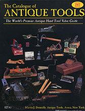 Книга *Catalog of Antique Tools*, Martin J.Donnelly