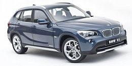 1/18 Kyosho Коллекционная машинка BMW X1, синий