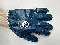 Перчатки кожаные с манжетом, фото 1