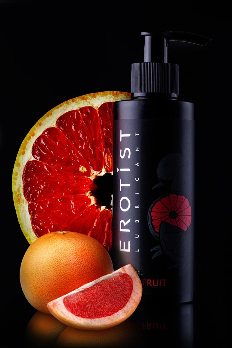 Массажное масло EROTIST Grapefruit, Съедобное, 150 МЛ - фото 2