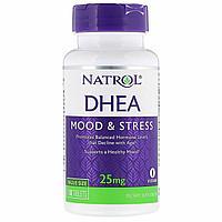 ДГЭА, Natrol, 25 мг, 180 капсул