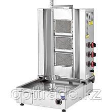 Газовый донер аппарат 3горелки