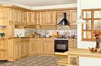 Мебель кухонная из дерева