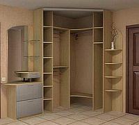 Встраиваемая мебель из дерева