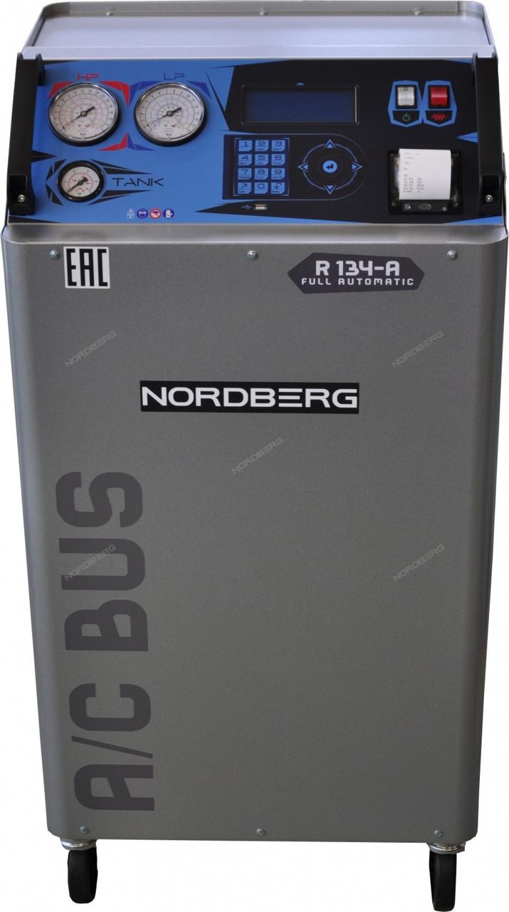 NORDBERG УСТАНОВКА AC BUS (NF40) автомат для заправки кондиционеров автобусов