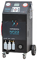 NORDBERG УСТАНОВКА NF23 автомат для заправки авто кондиционеров с принтером
