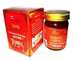 Tiger balm, тигровый тайский бальзам, 50 гр