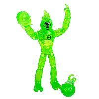 Ben 10 Фигурка 12.5 см Бен 10 - Человек-Огонь из Омнитрикса
