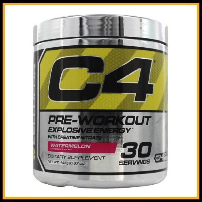 CELLUCOR C4 EXPLOSIVE PRE-WORKOUT 390гр (фруктовый пунш)