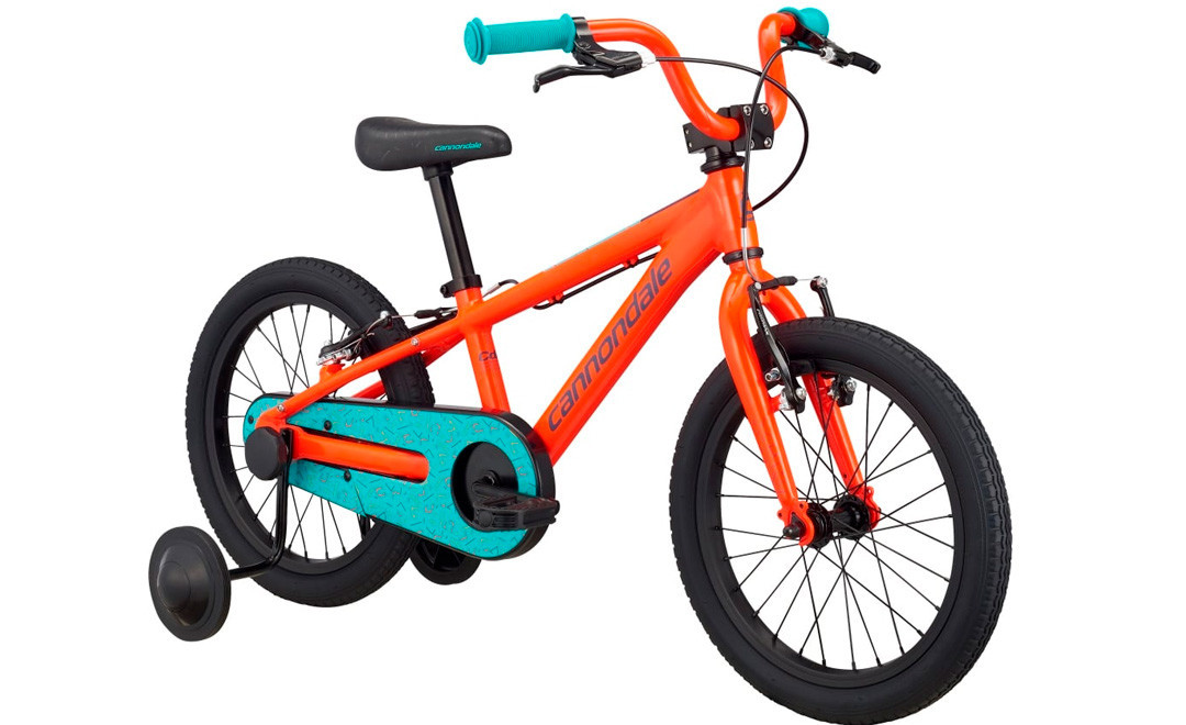 Велосипед Cannondale 16 M Kids Trail SS - 2019 ARD-acid red