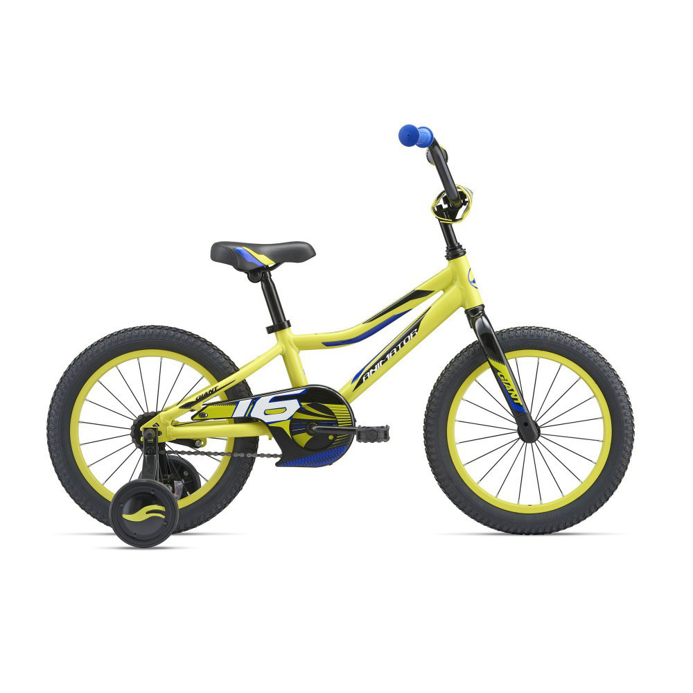 Детский велосипед Giant Animator 16 - жёлтый
