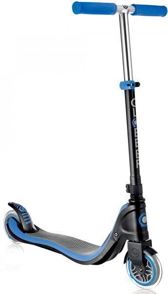 Подростковый самокат Globber Flow 125, темно-синий