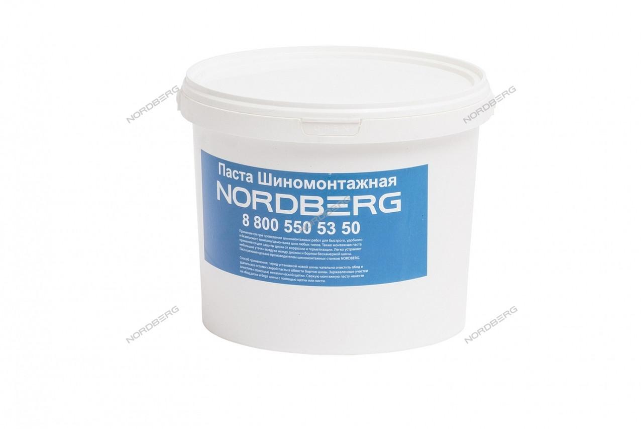 NORDBERG ПАСТА монтажная 5 кг.