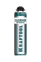 """Очиститель монтажной пены """"PREMIUM CLEANER"""", 500мл, KRAFTOOL"""