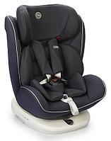 Автокресло Unix Navy Blue ISOFIX 0-36 кг (Happy Baby, Великобритания)