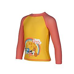 Arena  футболка для плавания детская с длинным рукавом Awt