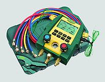 Цифровой манометрический коллектор Refco DIGIMON-SE-3-PLUS