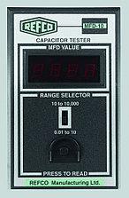 Измеритель емкости Refco MFD-10