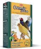 Padovan Ovomix gold Giallo Дополнительный корм для зерноядных птиц 300г