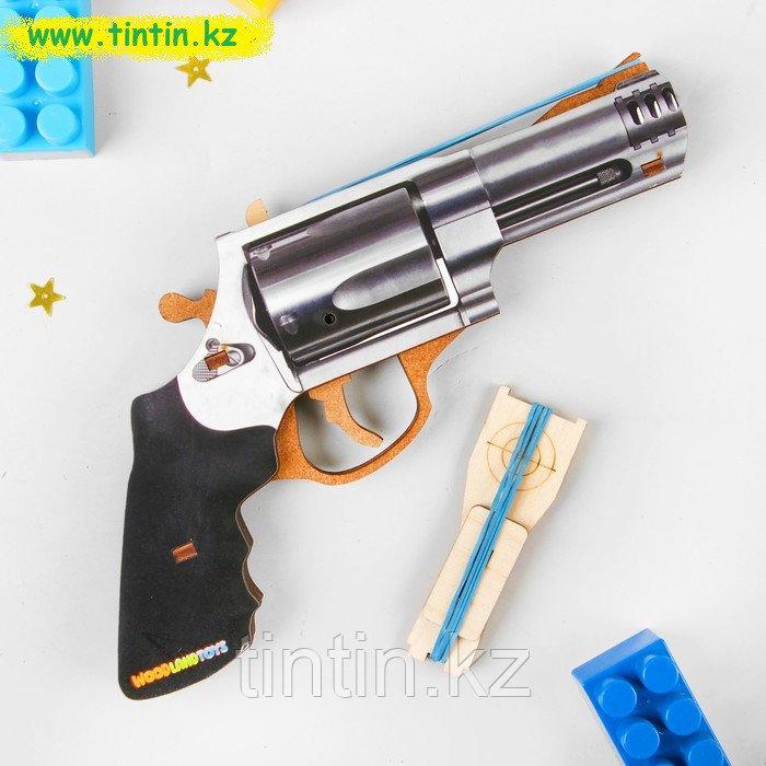 """Пистолет с резинками """"Револьвер"""""""