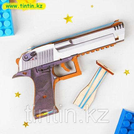 """Пистолет с резинками """"Пустынный орел"""", фото 2"""
