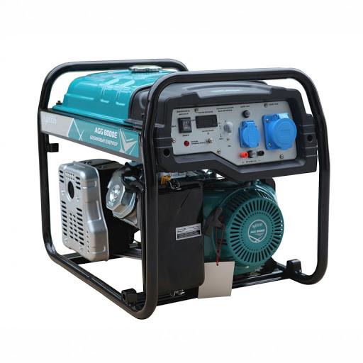 Бензиновый генератор ALTECO AGG 6000BE