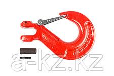 Крюки с вилочным креплением для цепных стропов