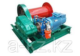 Лебедка электрическая TOR ЛМ (тип JM) г/п 10,0  тн Н=450 м (б/каната)