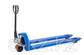 Тележка гидравлическая TOR RHP 2500, 1800х550 мм  (полиуретановые колеса)