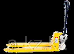 Тележка гидравлическая TOR PWH35-II 2,5 т 2400 мм  (нейлоновые колеса)