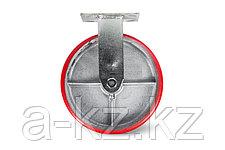 Колеса большегрузные неповоротные (полиуретан)
