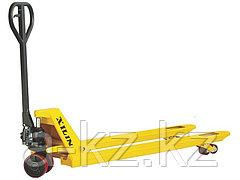 Тележка гидравлическая XILIN г/п 2500 кг DF-III  (полиуретановые колеса)