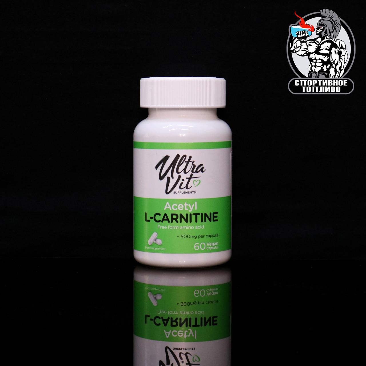 VPLab - Acetyl L-Carnitine 60капс/30порций