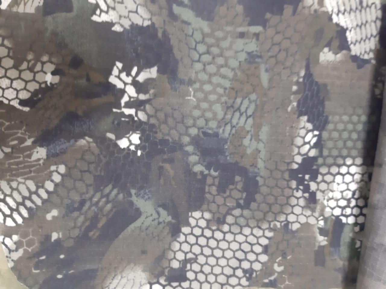 Китайская камуфляжная ткань. КМФ 2.