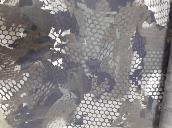 Китайская камуфляжная ткань. КМФ 2., фото 2