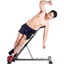 Гиперэкстензия для лечения спины СВ-2727 до 120 кг., фото 2