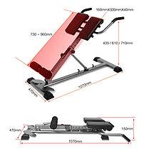 Тренажер гиперэкстензии для лечения спины до 120 кг., фото 2