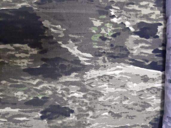 Ткань камуфляжная Китай, КМФ 4, фото 2