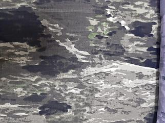 Ткань камуфляжная Китай, КМФ 4