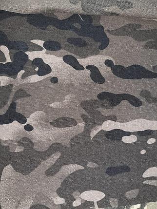 Китайская камуфляжная ткань. КМФ 5, фото 2