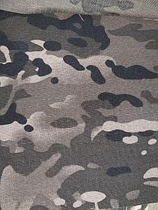 Китайская камуфляжная ткань. КМФ 5