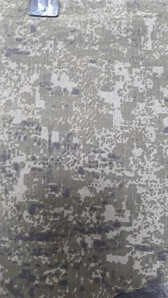 Китайская ткань камуфляжная. Китай. Кмф 7, фото 2