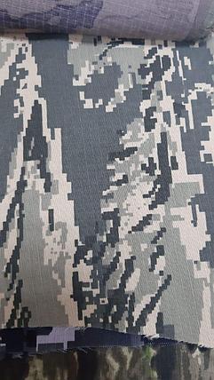 Китайская камуфляжная ткань. КМФ 8, фото 2