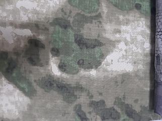 Ткань камуфляжная. Китай. КМФ 9