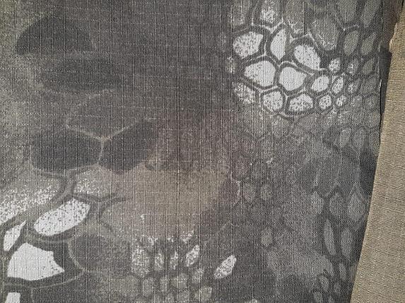Китайская ткань КМФ 10, фото 2
