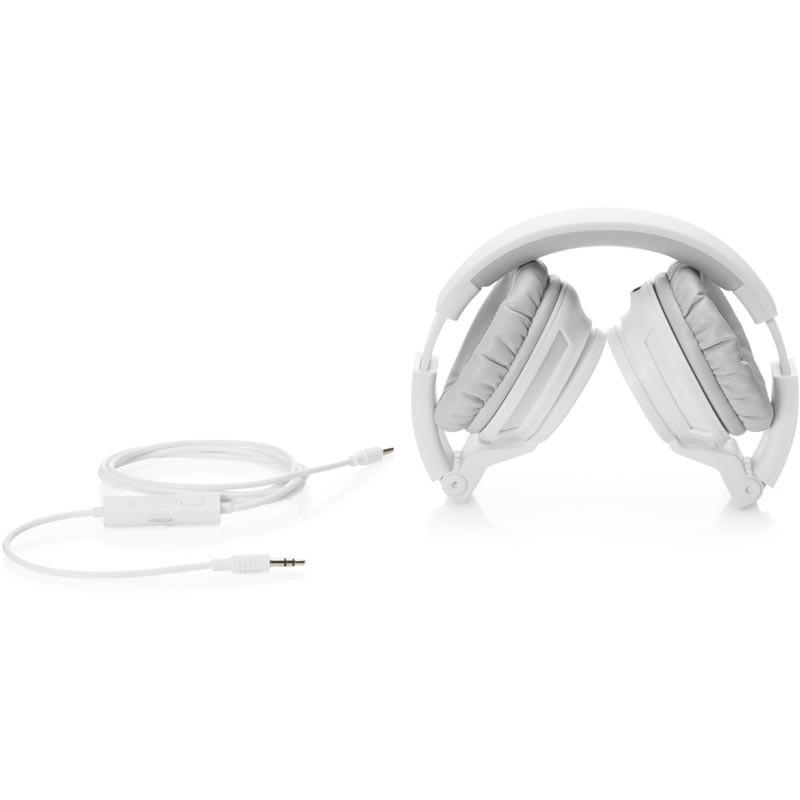 HP T3U78AA наушники H3100 Stereo Headset, белые