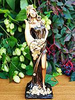 Статуэтка Фортуна с рогом Изобилия - Богиня счастья и удачи